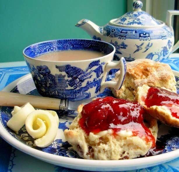 Afternoon Cream Tea I