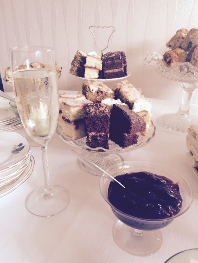 Afternoon Tea I