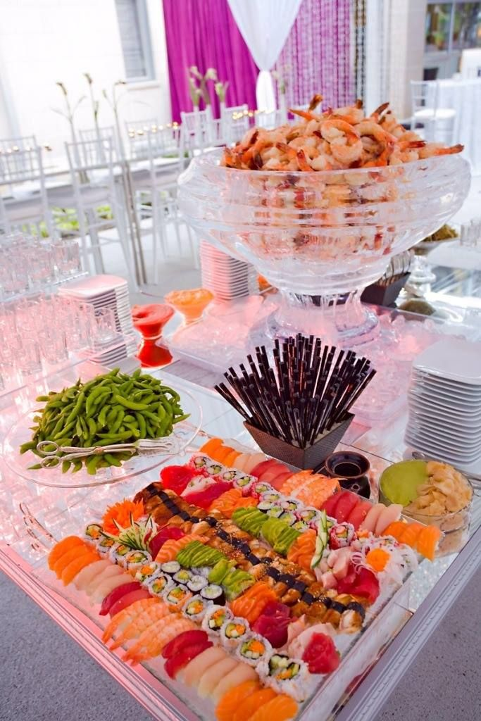 Buffet Catering VI