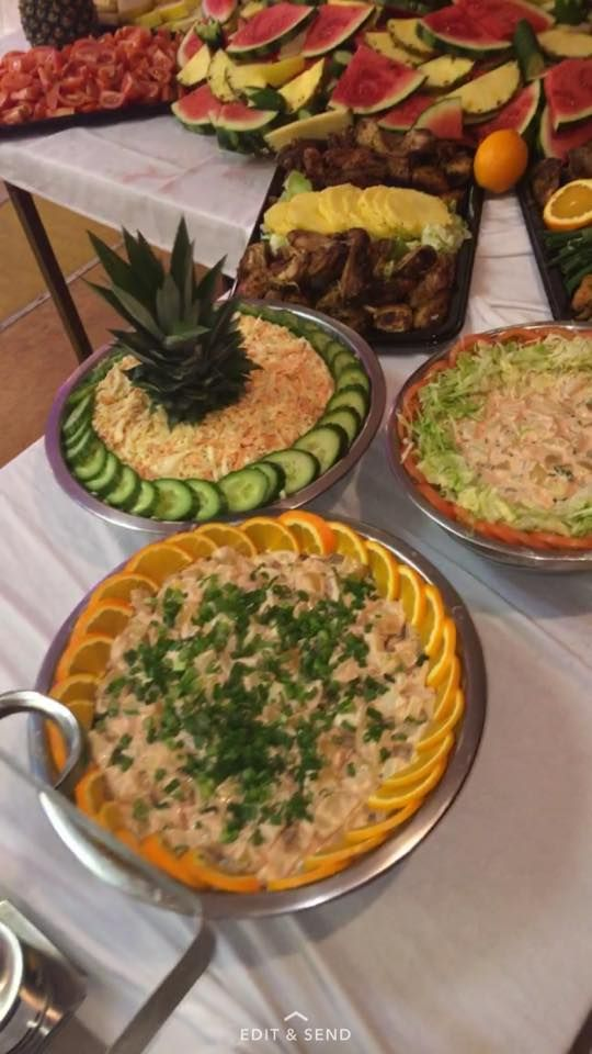 Buffet Catering VII