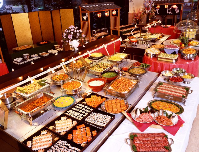 Buffet Catering XI