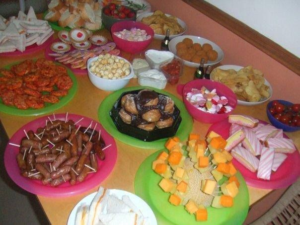 Children Buffet Catering I