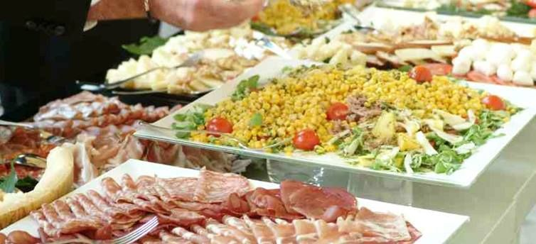 Cold Meat Salad Buffet I