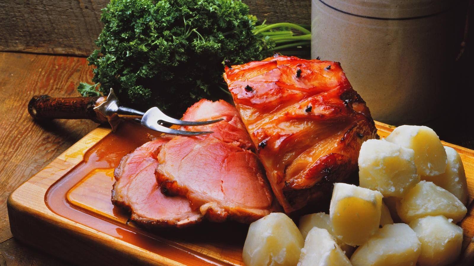 Roast Gammon I