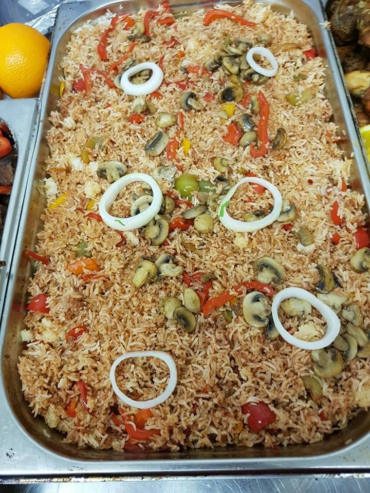 Vegetable Rice I
