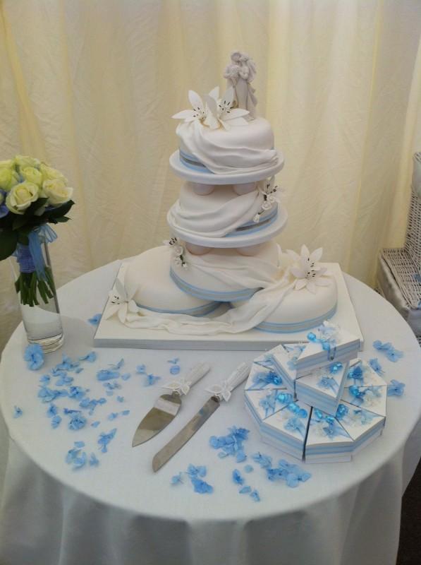 Wedding Cake I