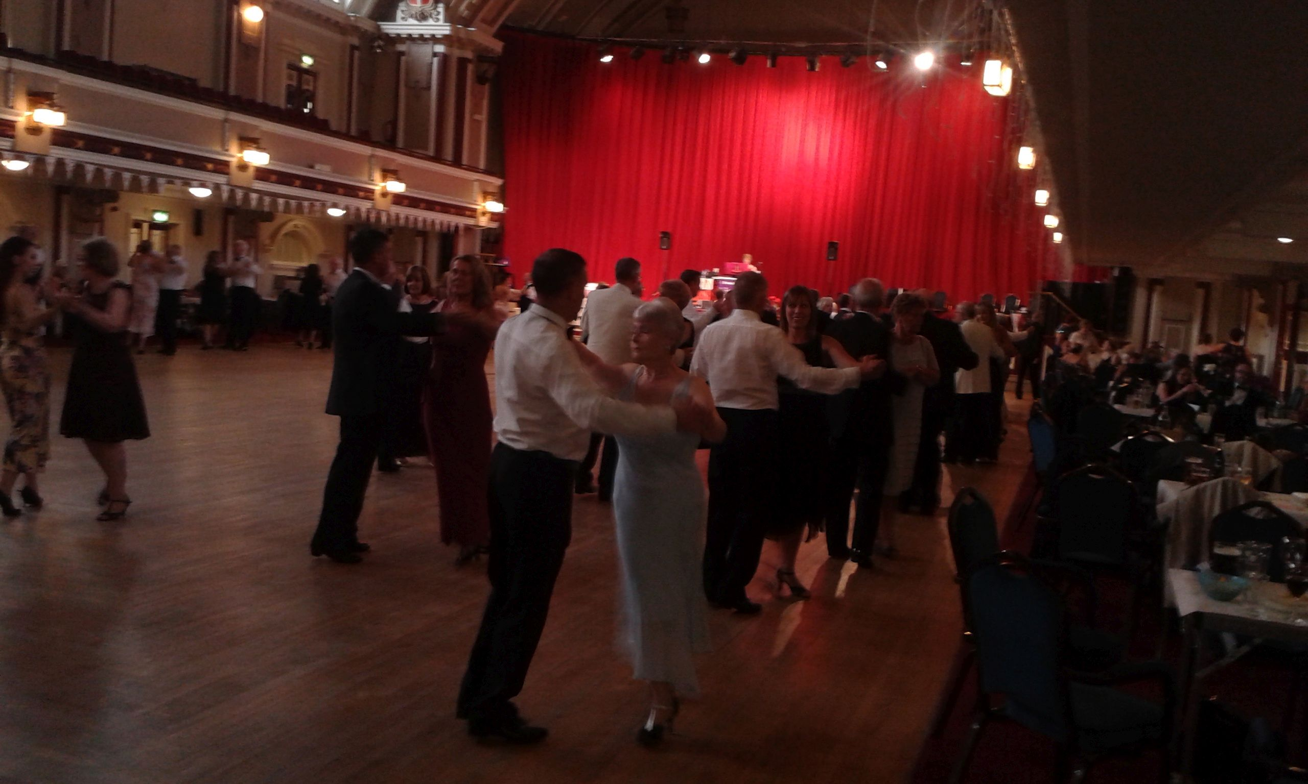 Ballroom Dancing @ Kings Hall, Stoke I