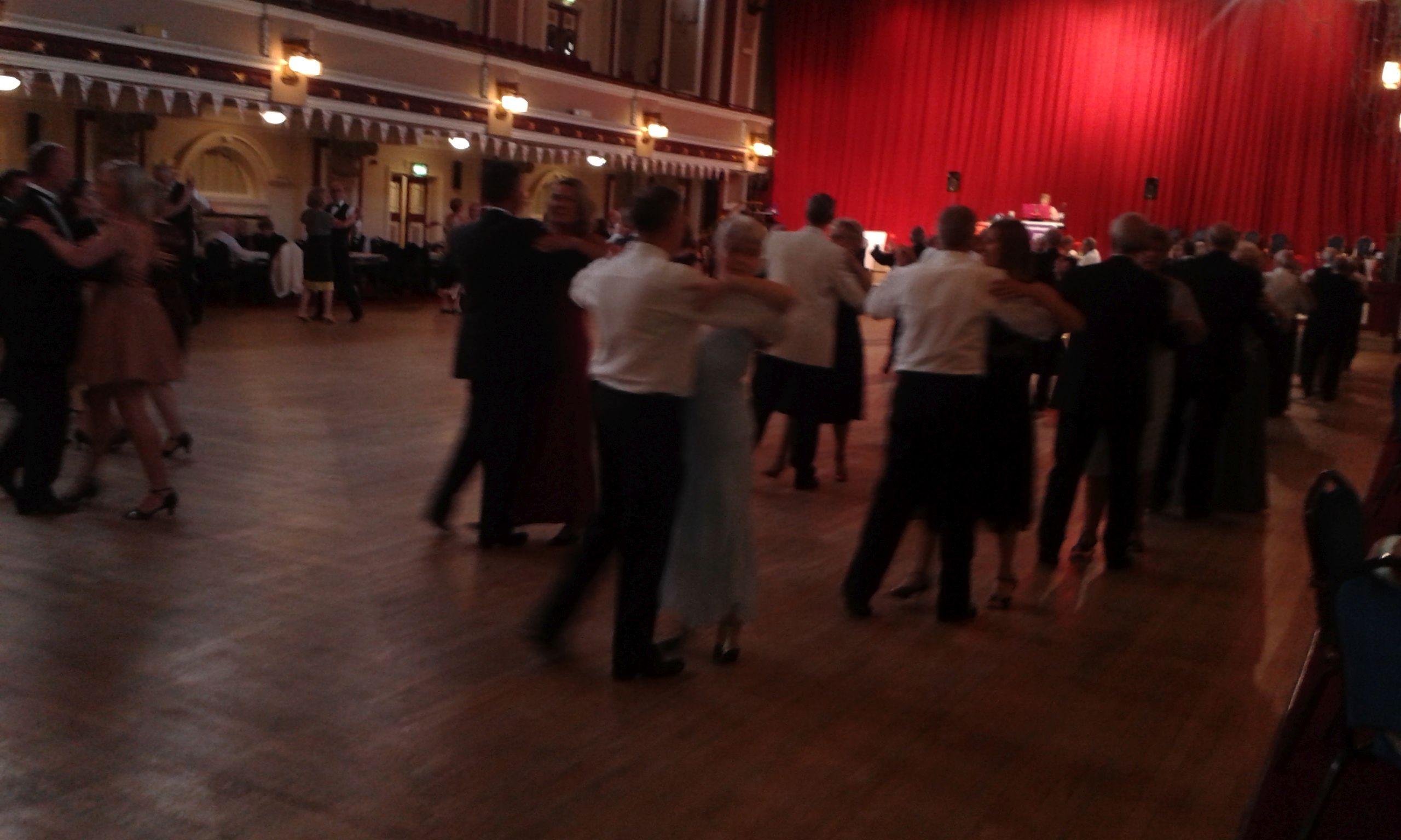 Ballroom Dancing @ Kings Hall, Stoke II