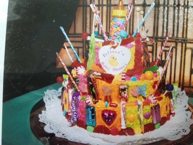 Candy Cake I