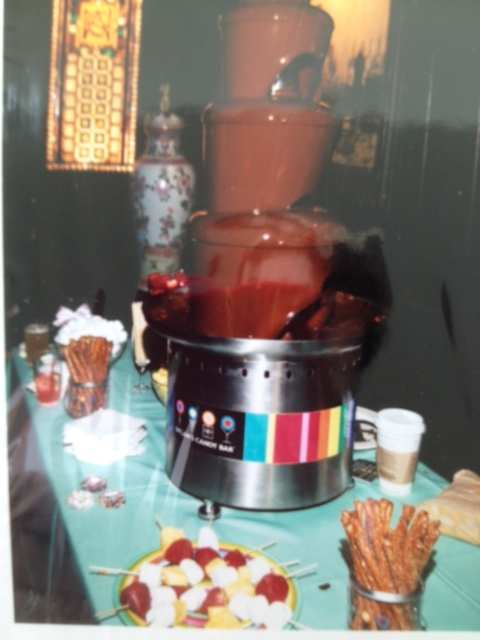 Chocolate Fountain I